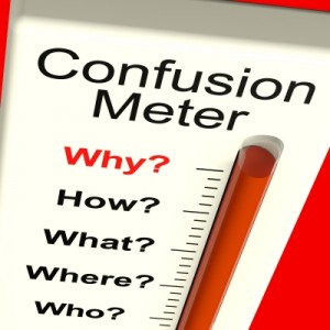 confusion meter